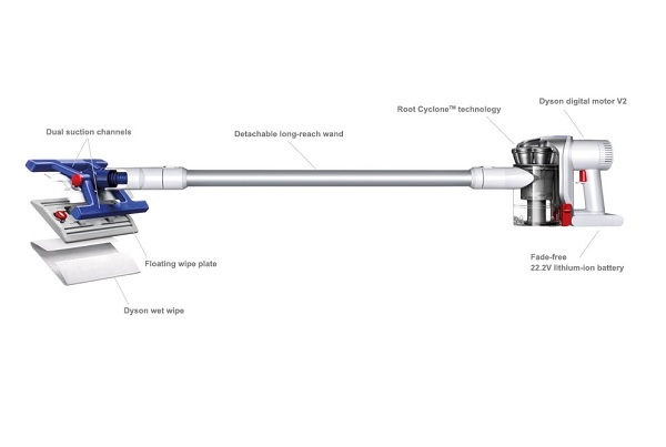Dyson Hard compact vaccum cleaner