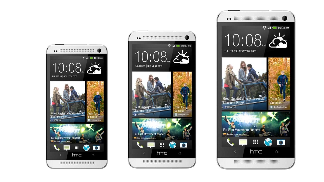 HTC One Max phablet