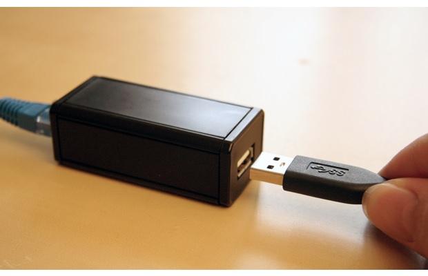 Plug personal cloud storage device