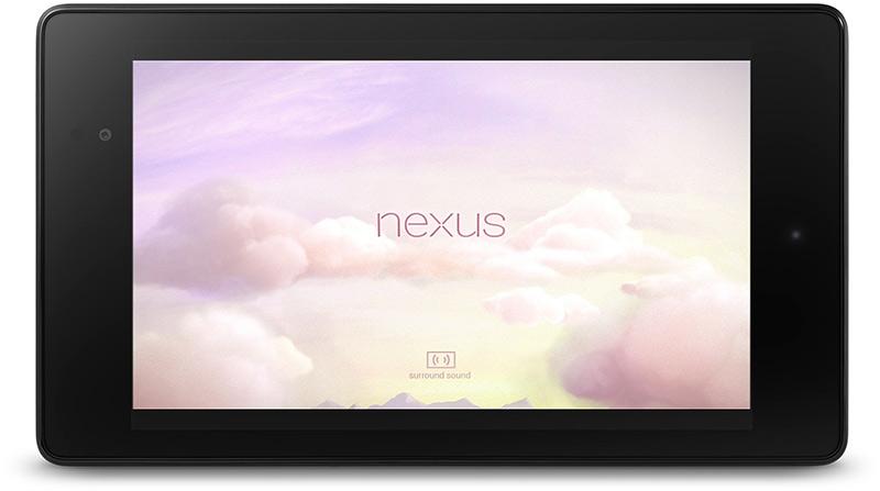 Google Nexus 7 2013 edition