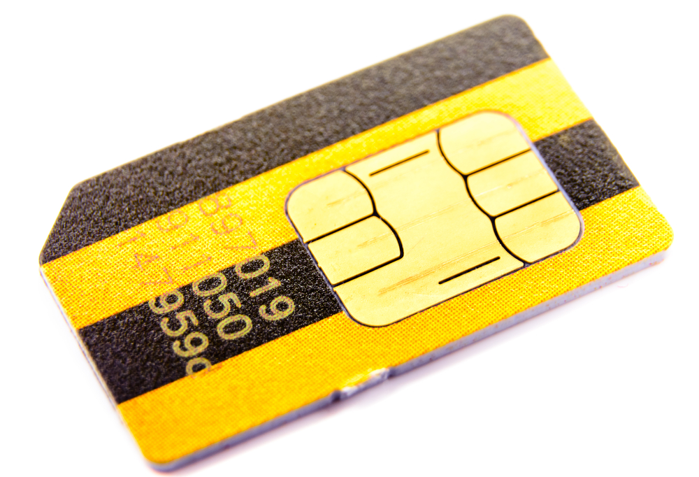 SIM card hacking