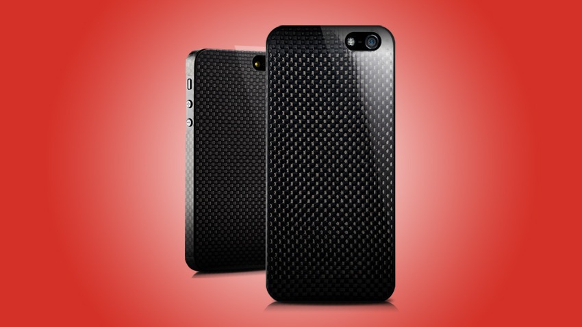 Carbonicum iPhone case