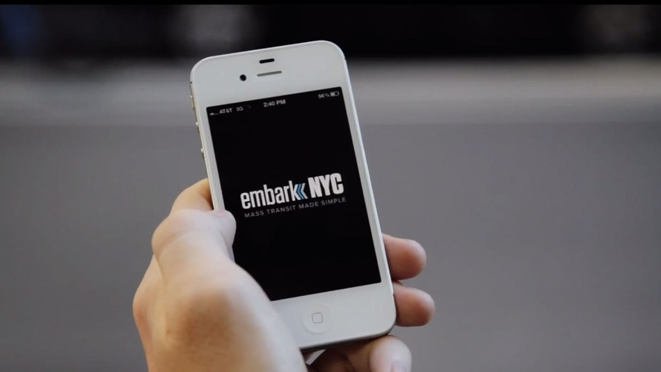 Apple has allegedly purchased Embark, a company the makes transit apps.