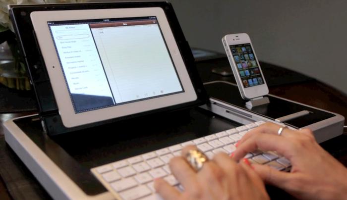 Modus III iPad workstation