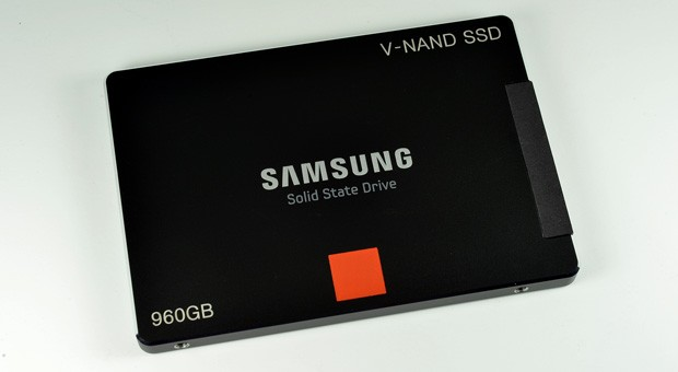 Samsung's 3D V-NAND solid state drive