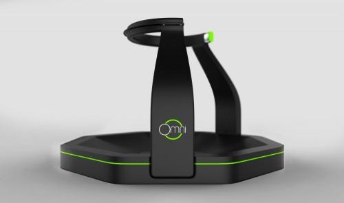 Virtuix Omni gaming treadmill