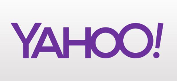 Variation of new Yahoo logo