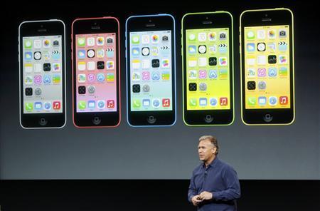 iPhone 5C launch