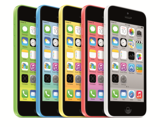 Sprint offers free iPhone 5C and 5S