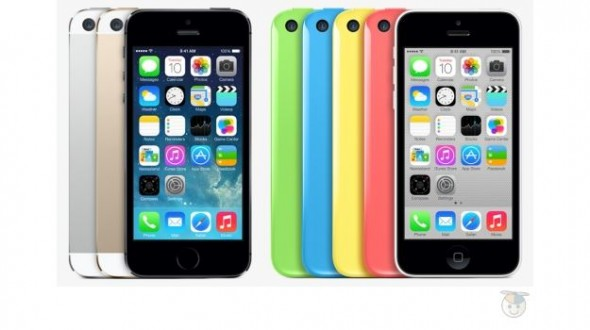 iPhone 5C and iPhone 5S available at discounted costs at Walmart