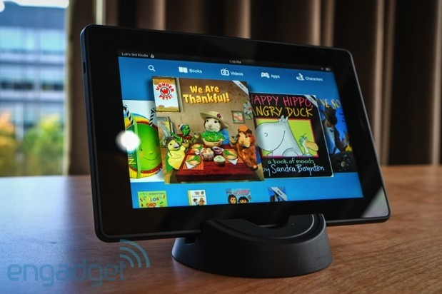 Amazon Kindle Fire HD 2014 edition