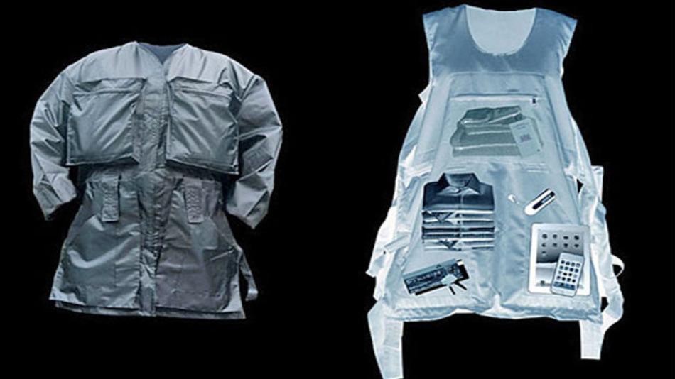 Jacktogo luggage jacket