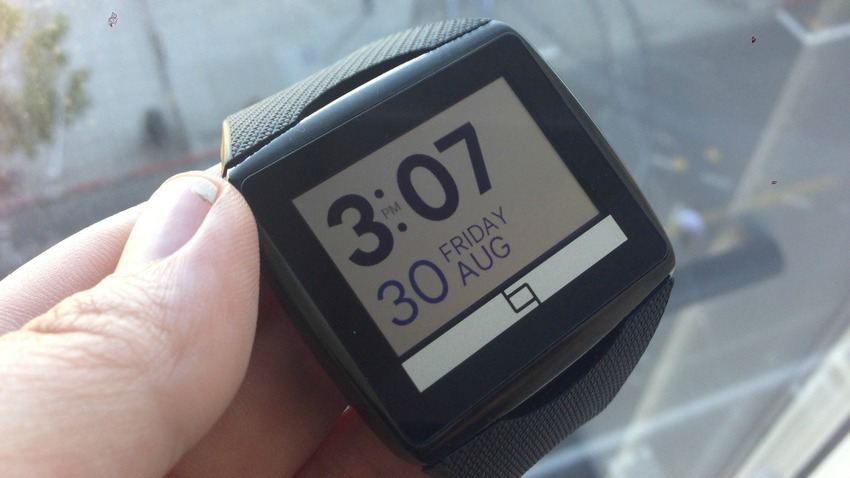 Toq, Qualcomm smartwatch