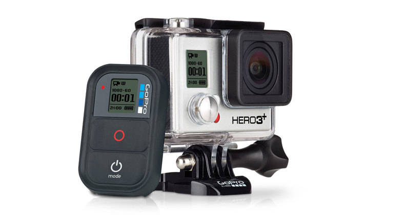GoPro Hero 3 Plus