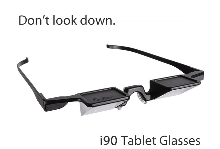 i90 Tablet Glasses