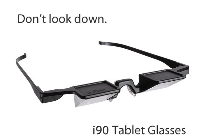 i90 Tablet Glasses