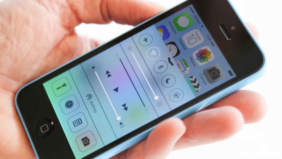 Power-saving tips for iOS 7 users