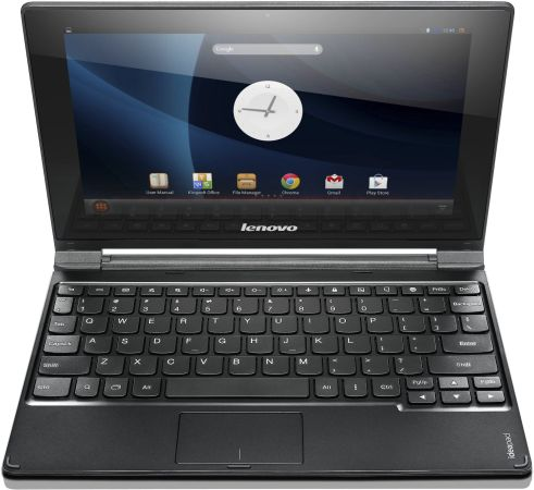 Lenovo A10 Android laptop