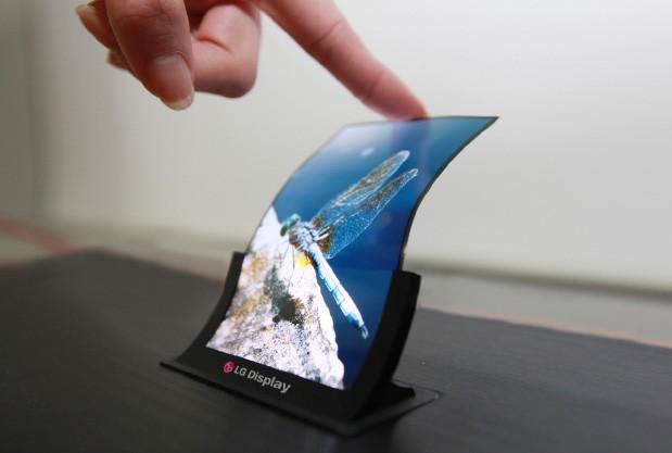 LG bendable displays coming to smartphones soon