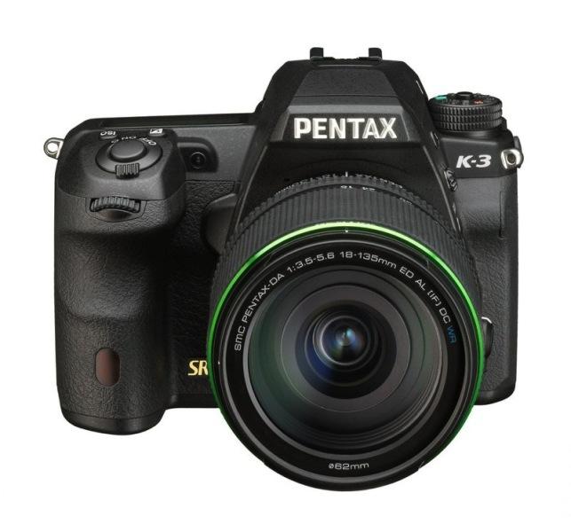 Pextax K-3 DSLR