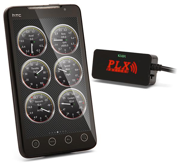 PLX Kiwi Bluetooth