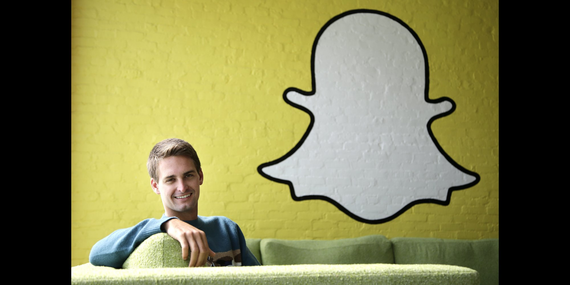 Evan Spiegel, Snapchat CEO