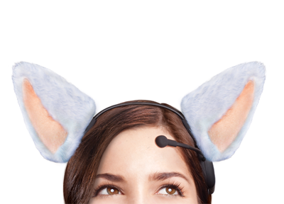 Necomimi Brainwaves Cat Ears