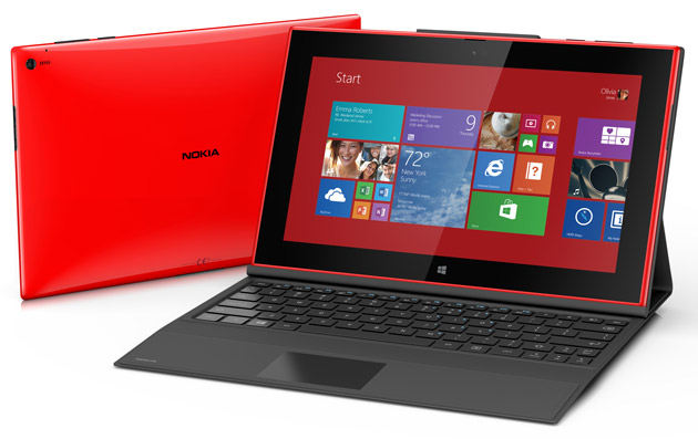 Nokia Lumia 2520 tablet coming to United Kingdom.