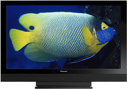Pioneer returns to manufacturing TVs.