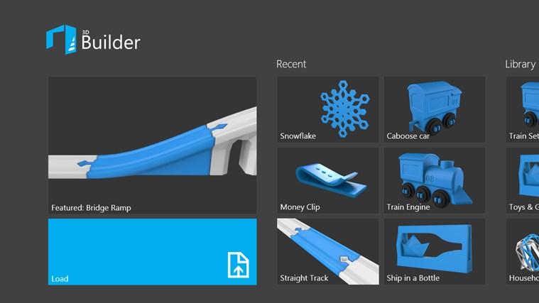 3D Builder by Microsoft