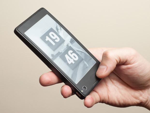 YotaPhone dual-screen smartphone