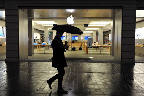 iBeacon coming in Apple Stores