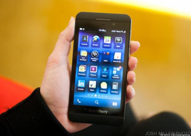 Unreleased BlackBerry phones canceled