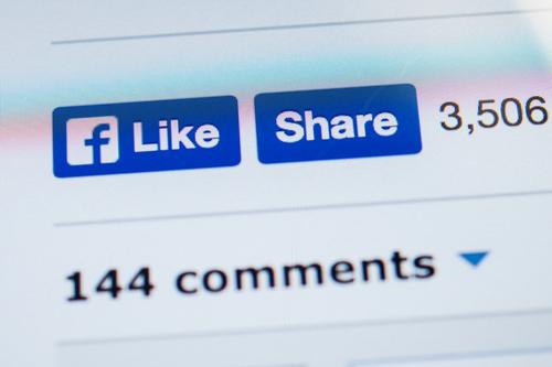 Facebook's Sympathize button