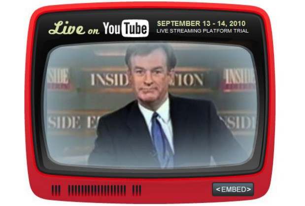 YouTube live streaming now available to all users.