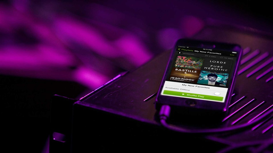 Spotify expands free service for mobile devices