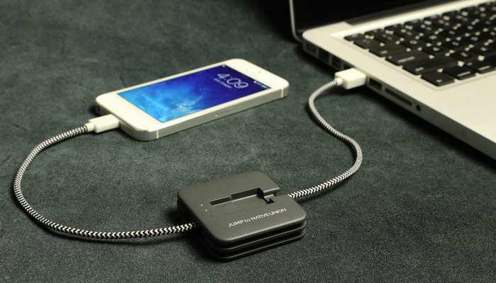 Jump portable battery life solution