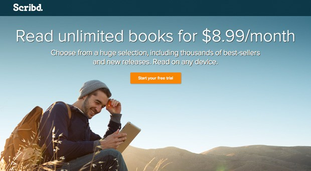 Scribd comes to Kindle Fire