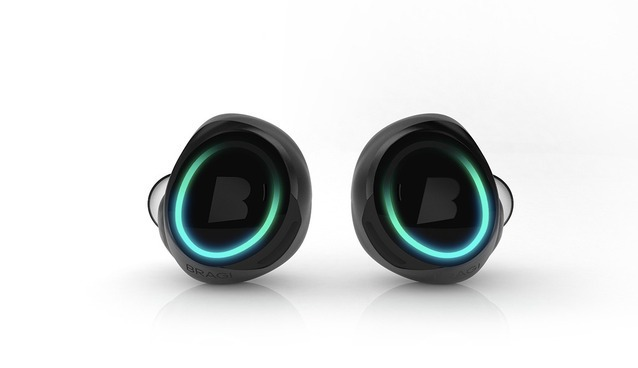 Bragi Dash Bluetooth headphones