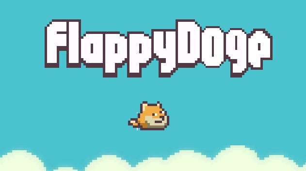 Flappy Bird alternative, Flappy Doge