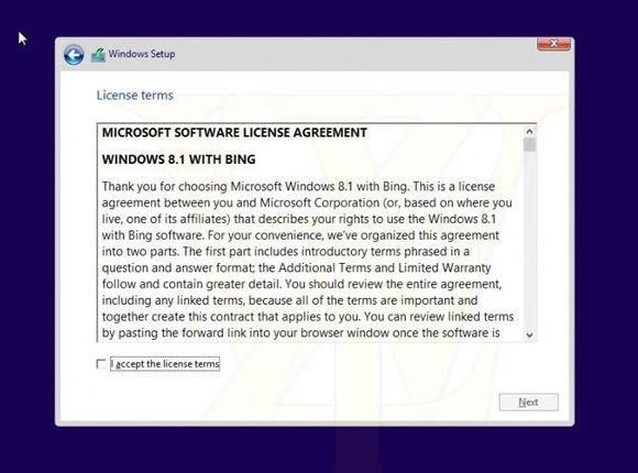 Free Windows 8.1 with Bing