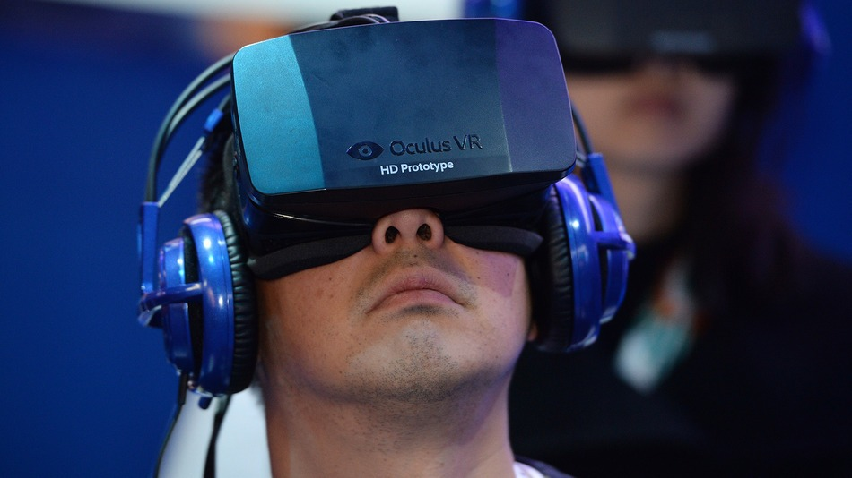 Facebook acquires Oculus Rift company