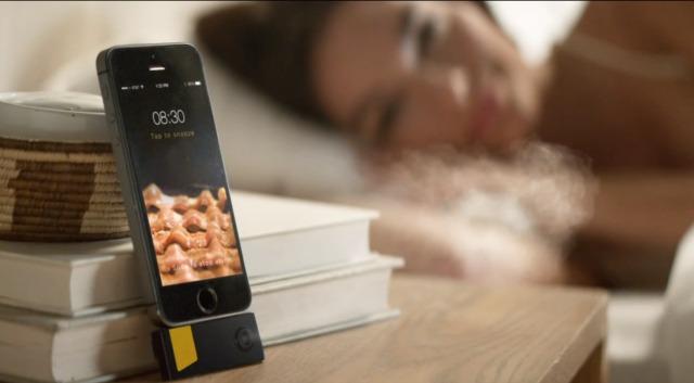 Oscar Mayer bacon alarm