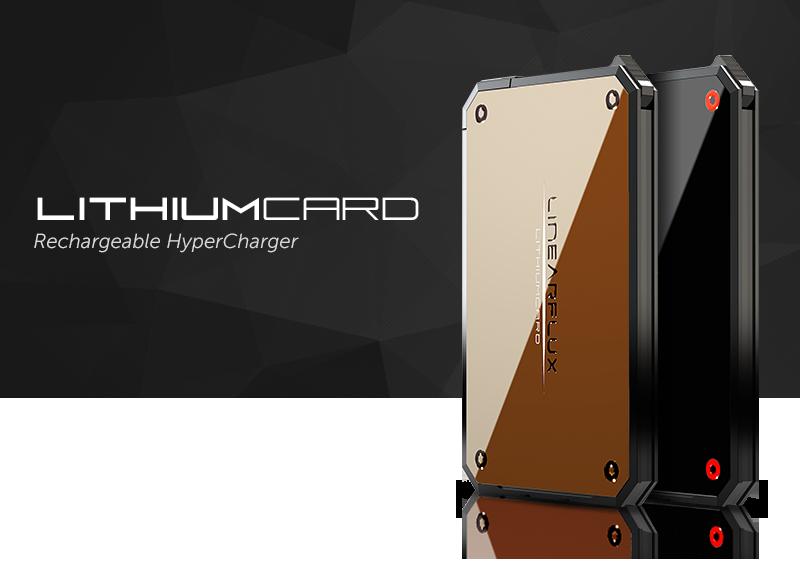 LithiumCard hypercharger