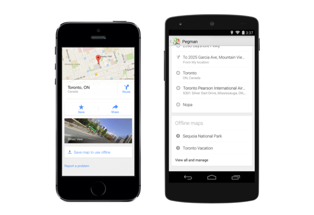Google Maps update includes Uber integration