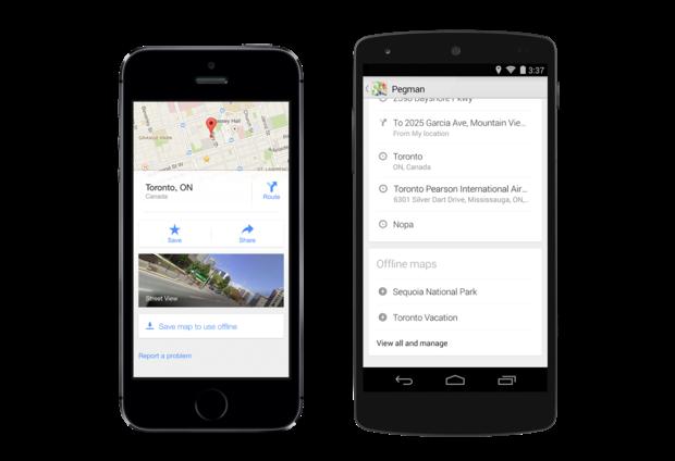 Google Maps update includes Uber integration