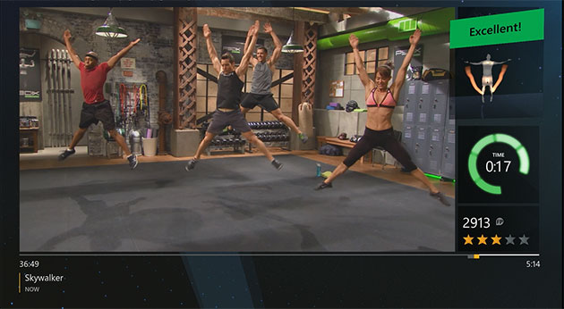 P90X for Xbox Fitness