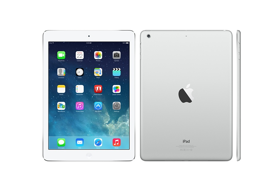 2014 iPad Air and iPad mini set for October launch