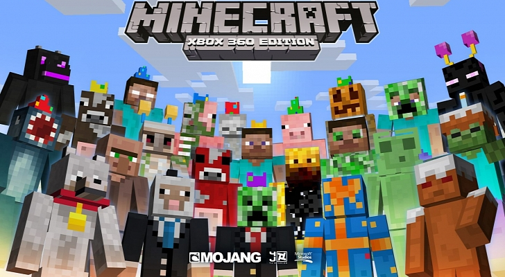 Microsoft acquires Minecraft for $2.5 billion