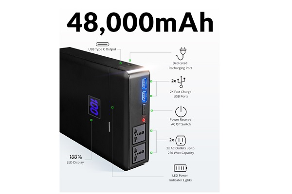 worlds most powerful battery pack